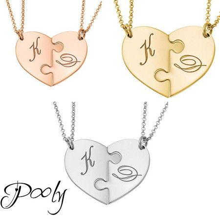 Poly Design Your Own Engrave Necklace