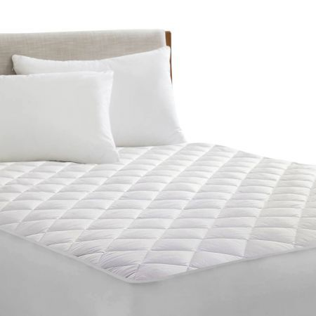 DreamZ Fully Fitted Waterproof Microfiber Mattress Protector Super King Size