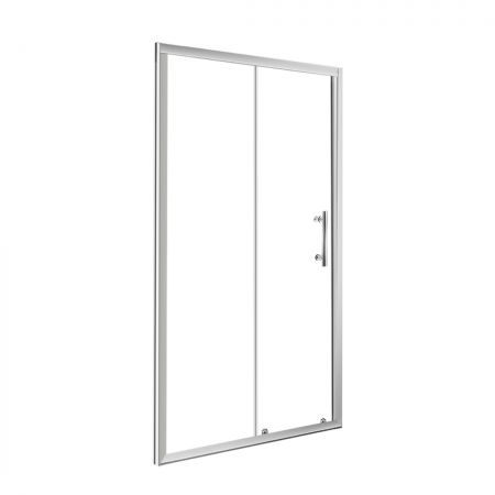 Levede Bath Shower Enclosure Screen Seal Strip Glass Shower Door 1200x1900mm