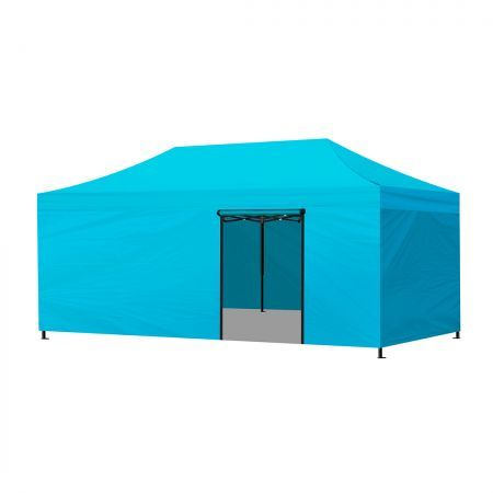 Mountview Gazebo Pop Up Marquee 3x6m Canopy Wedding Tent Outdoor Camping Folding