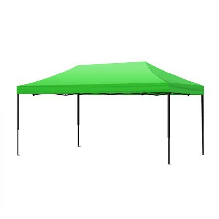 Mountview Gazebo Tent 3x6 Outdoor Marquee Gazebos Camping Canopy Wedding Green