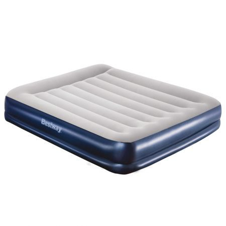 Bestway Air Bed Beds Mattress Premium Inflatable Built-in Pump Queen Size