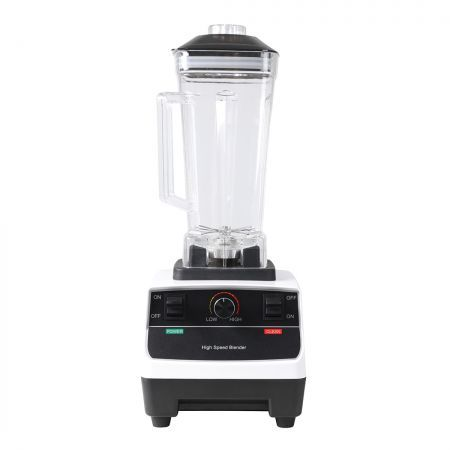 2L Commercial Blender Mixer Food Processor Juicer Smoothie Ice Crush Maker White
