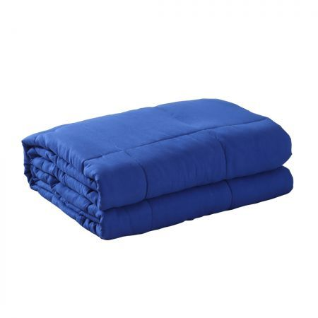DreamZ Weighted Blanket Heavy Gravity Deep Relax 7KG Adult Double Navy