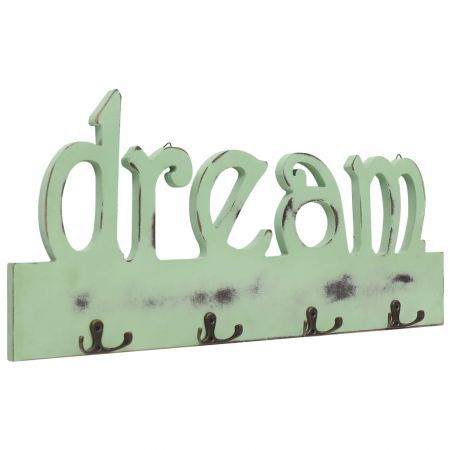 Wall Mounted Coat Rack DREAM 50x23 cm