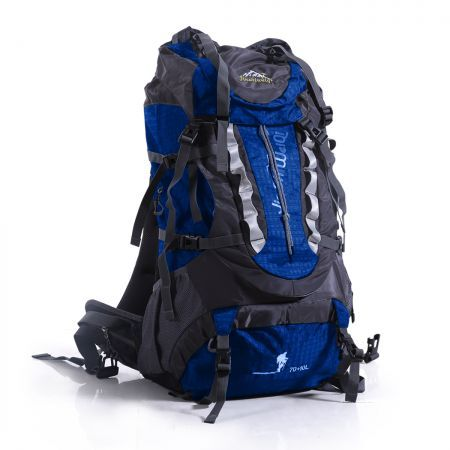 Large 80L Camping Hiking Backpack Rucksack Bag Luggage Waterproof Outdoor Travel