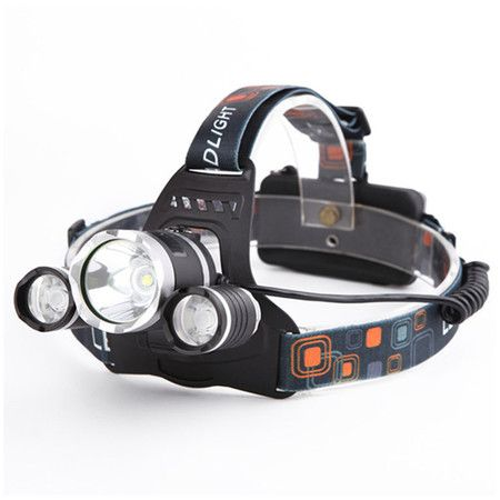 LED Headlamp Flashlight,Rechargeable Headlamp
