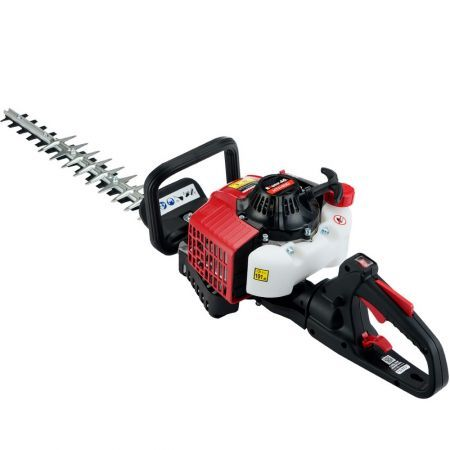 BAUMR-AG Hedge Trimmer Petrol Clippers Cutter Bush Lightweight Cordless 2-Stroke