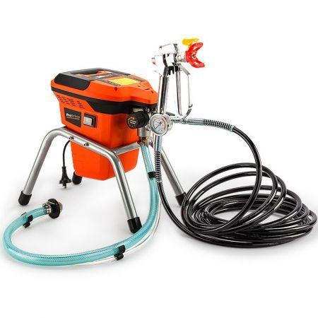 UNIMAC Airless Paint Sprayer - 740W Electric Spray Station DIY Gun Pressure