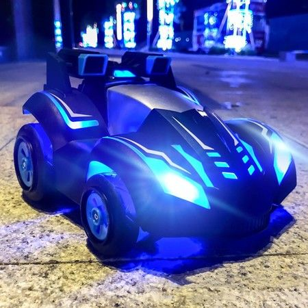 RC Electric Car Toy 2.4G Stunt Remote Control 360 Degree Rotate Car For Children Boys Toys
