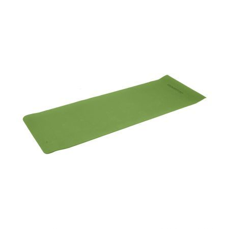 Powertrain Eco-Friendly TPE Yoga Pilates Exercise Mat 6mm - Green
