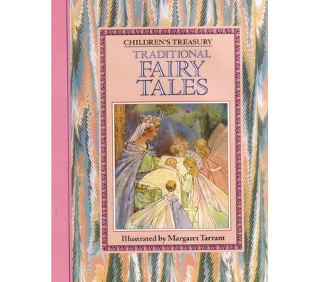Children's Treasury: Traditional Fairy Tales - By Bounty Books[BKS5625]