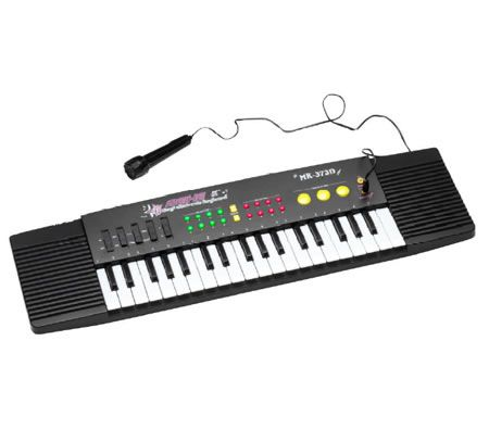 37 Key Electronic Portable Keyboard