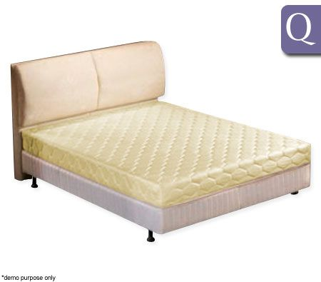 Spring Loaded Bed Mattress Bedding Queen Size Crazy Sales