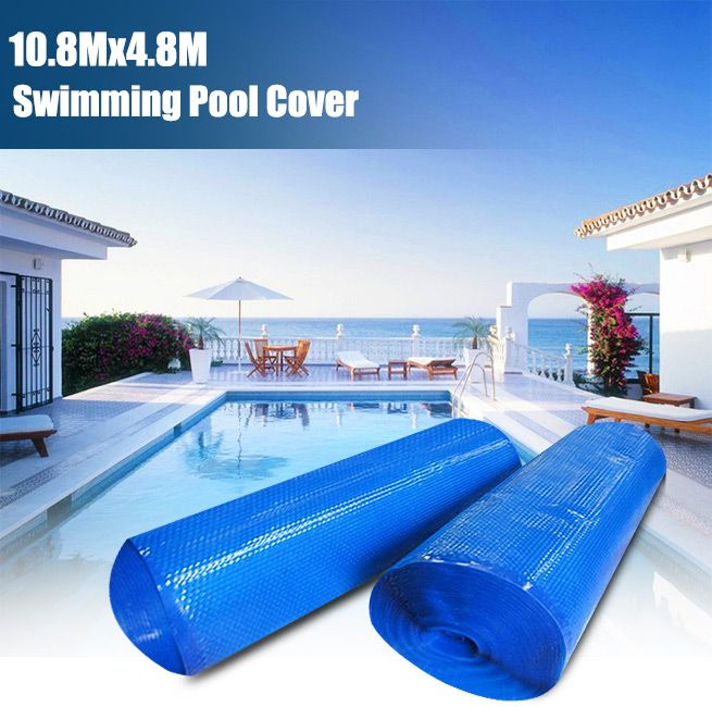 Swimming Pool Cover Blanket 400 Micron Solar Outdoor