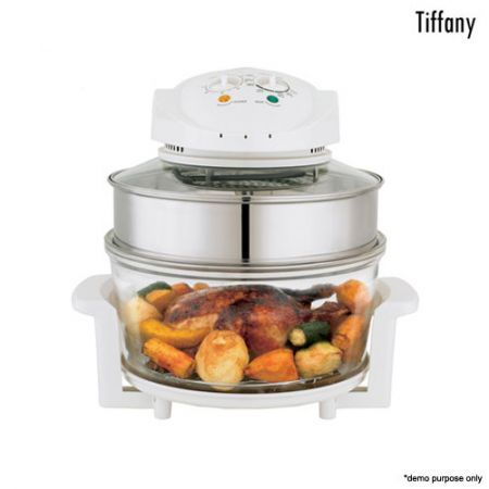 Tiffany 17L Turbo Convection Oven Express Cooker with ...