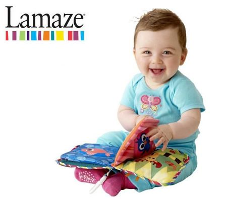 Lamaze Learning Curve Classic Discovery Book