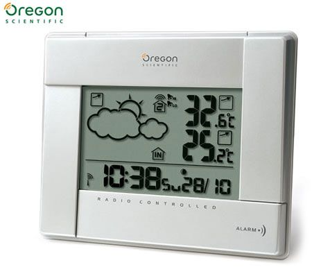 oregon scientific wireless weather station crazysales. Black Bedroom Furniture Sets. Home Design Ideas
