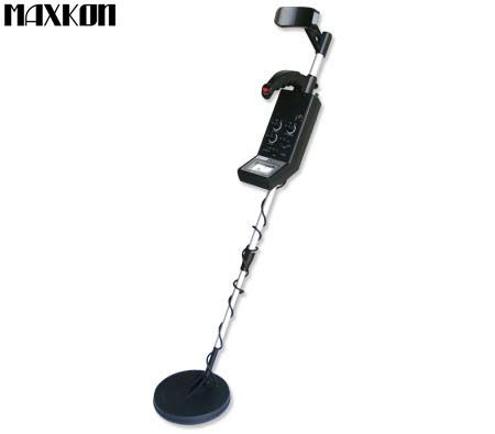 Maxkon Professional Battery Operated Metal Detector with Output Screen - GC-1006