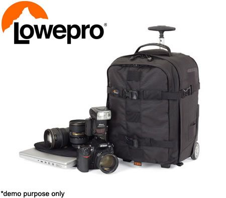 Lowepro Pro Runner x350 AW Camera / Notebook Bag Storage Backpack
