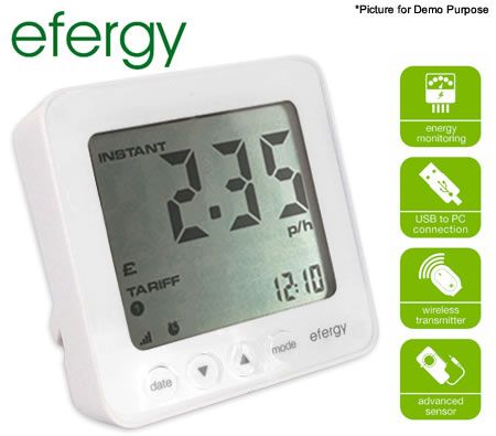 Efergy E2 Electricity Monitor