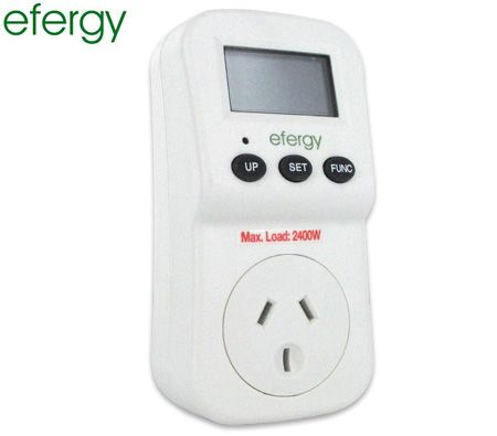 Efergy eSocket Energy Monitoring Socket