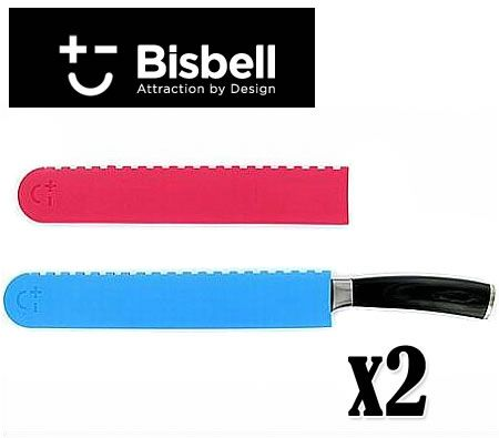 Bisbell MagMates Medium Magnetic Blade Guards x2 - MMBG0135