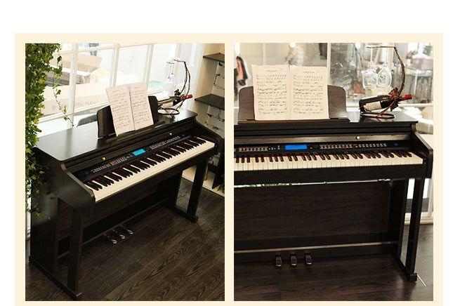 Melodic 100 Rhythms 88 Standard Weighted Keys Hammer