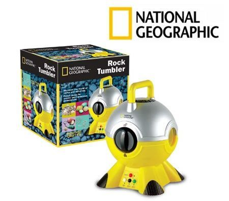 National Geographic Rocks & Minerals Discovery Rock Tumbler