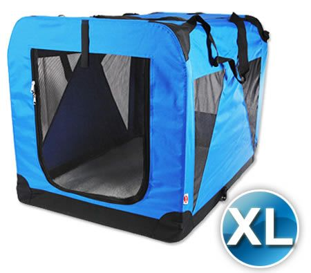 In pet portable pet carrier soft kennel crate for Extra large portable dog kennel