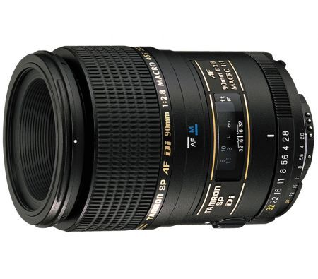 Tamron SP AF90mm F/2.8 Di Macro 1:1 Lens for Canon