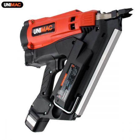 UNI-MAC Cordless Framing Gas34 Pro-Series Nailer