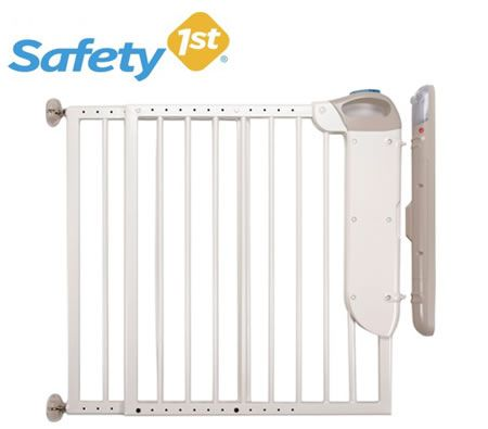 Safety 1st Security Alarm Safety Gate For Children Alarm Sounds