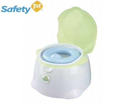 Safety 1st Comfy Cushy 3 In 1 Potty Toilet Trainer Seat
