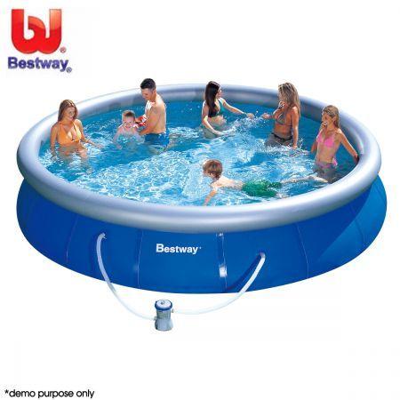 Bestway pool anschlüsse