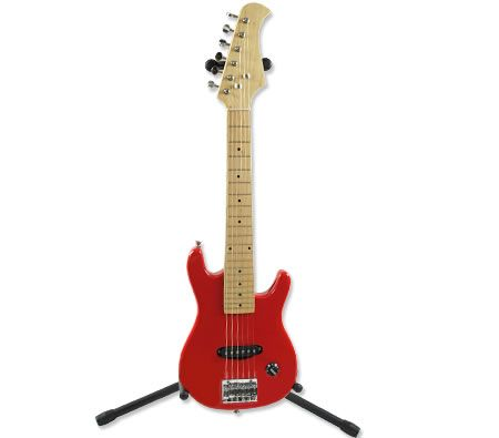 Melodic 30'' Children Electric Guitar - Red