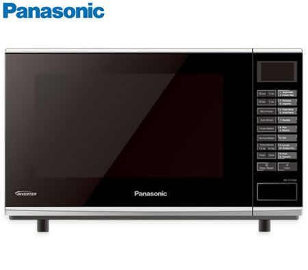 Panasonic 27L Refurbished Inverter Microwave Oven - NN-SF550W