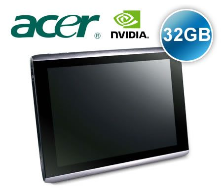 Acer Iconia Tablet A500 Picasso Tablet Pc Android Multi