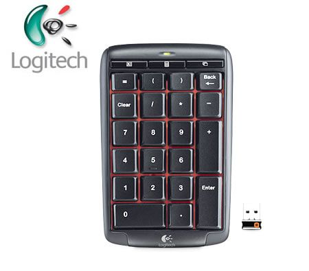3c7db4cea25 Logitech N305 Wireless Number Pad [Unifying] | Crazy Sales