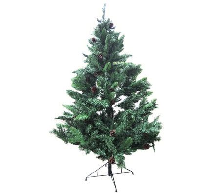 150cm Pine Needle Christmas Tree - Green