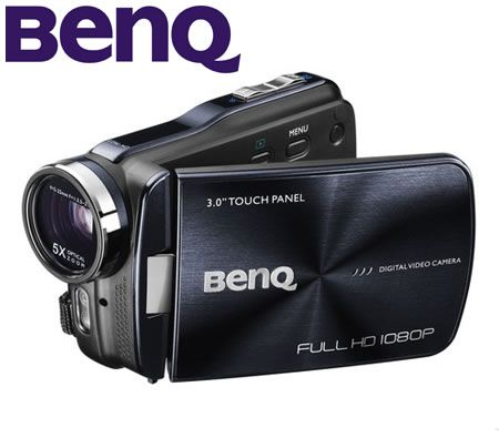 BenQ M23, a Video Camera for Night