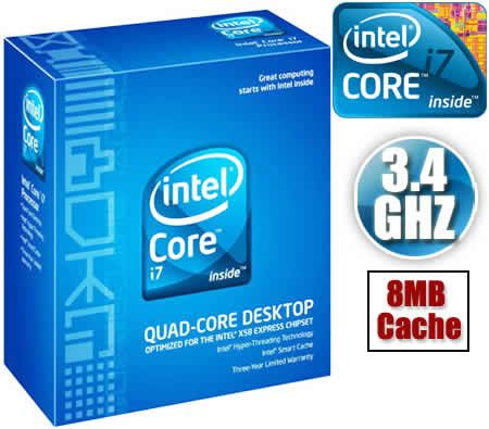 intel i7 2600 core i7 processor 3 4 ghz lga1155 quad core 8 threads 8mb cache intel turbo. Black Bedroom Furniture Sets. Home Design Ideas