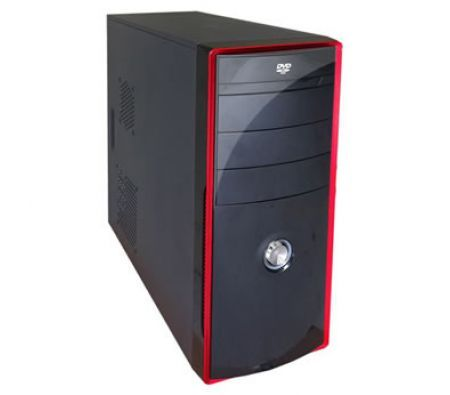 Powercase 7526 550W PSU Mid Tower Computer Case