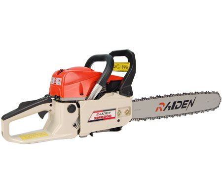 Raiden 52cc Chainsaw Max Power 2200W 22 inch Bar 10,000rpm