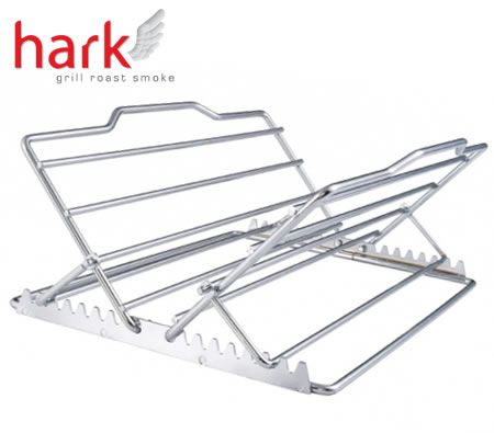 Hark Adjustable Roast Cradle - Chrome Plated