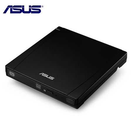Asus External Extreme Slim Portable USB 2.0 DVD-RW Burner
