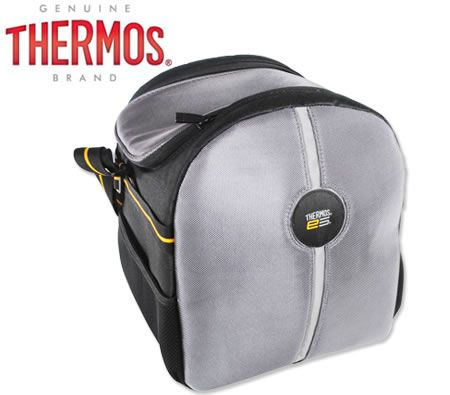 Thermos Element5 Soft Cooler Bag with Flex-A-Guard Liner and 30 Can Capacity