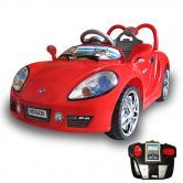 27W Electric Ride On Car Vehicle with Remote, Working Lights & Sounds