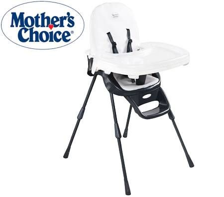 High Chair - Mother's Choice Grow With Me High Chair / Table