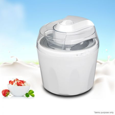 MAXKON 1.45L Electronic Ice Cream, Frozen Yogurt, Gelato and Sorbet Maker